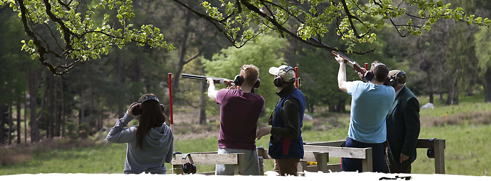Clay Shooting Team Building Wicklow