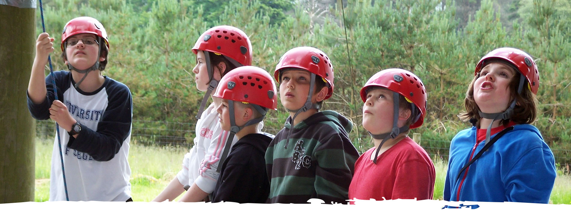 Outdoor Activities School Tours Wicklow