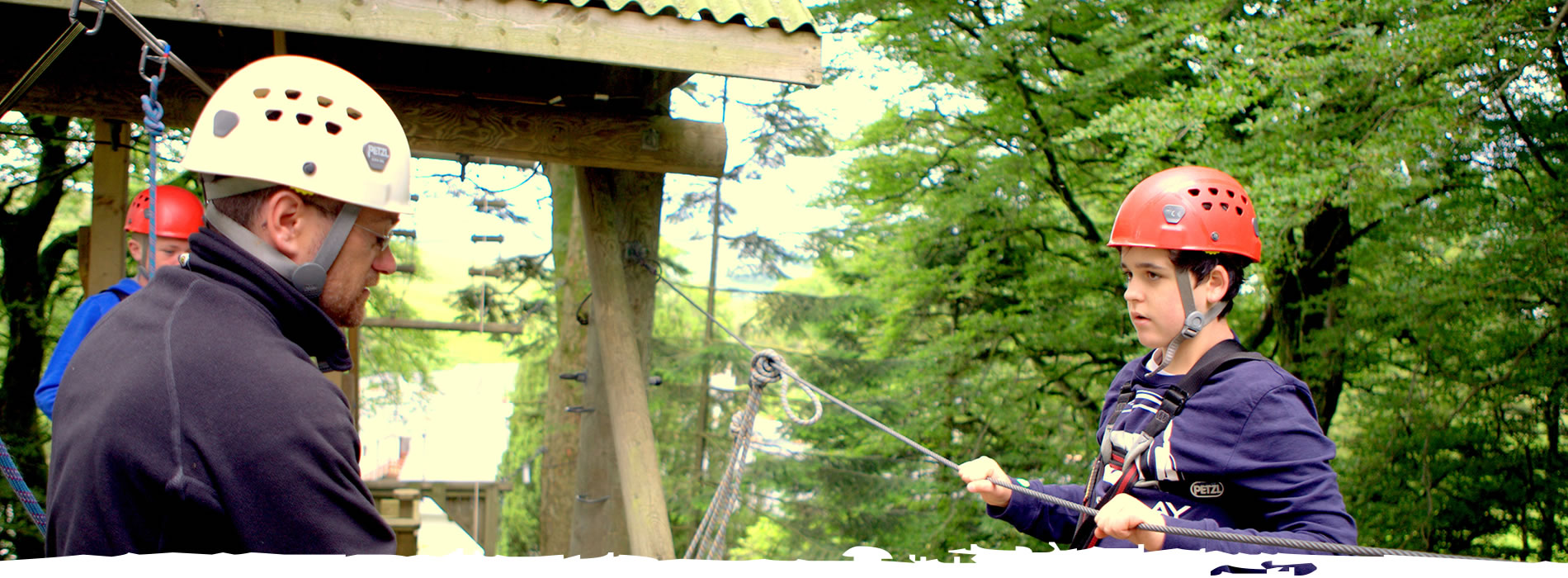 Outdoor Adventure Centre Safety & Insurance