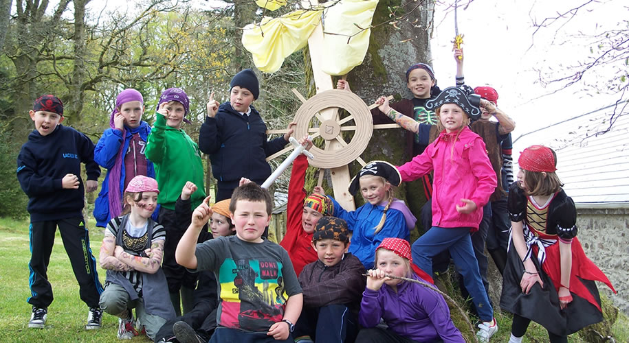Primary Science School Tour Pirates